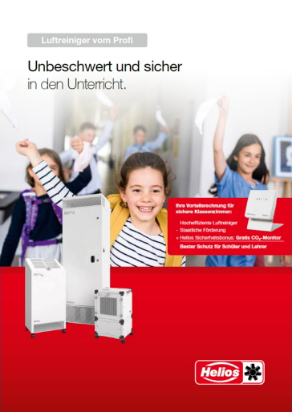 Helios AirPal Broschüre